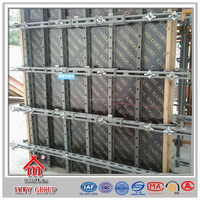 metal concrete panel/wallform system made in China