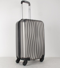 4 spinner wheels low price traveling soft luggage sets (DC-7102)