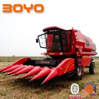 Combine corn seeds harvester