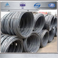 5.5mm / 6.5mm High Carbon Steel Wire Rod GB 45# 55# 60# 70#