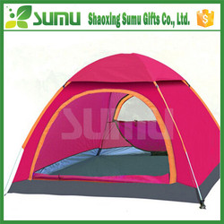 Certificated approve safe material large luxury camping tent