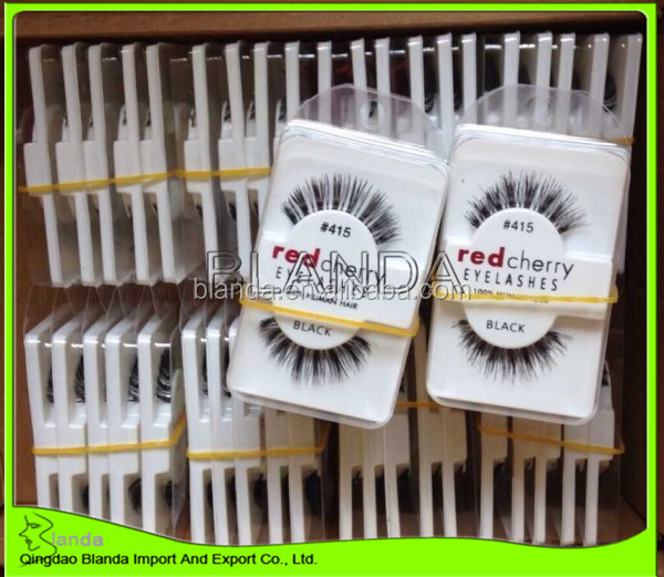 2016 wholesale private label false eyelash, eyelash