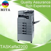 New copier TASKalfa2200 For Kyocera office equipment