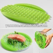 Silicone defrost net, Draining net, defrosting tray