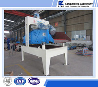 0.1mm fine sand extraction machine of sand washing plant, hot sell in Indonesia