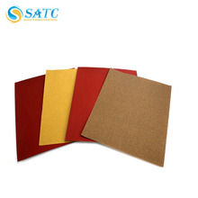 SATC competitive price sand paper/abrasive waterproof sand paper