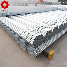 galvanized handrails pipe structure fabrication zinc coated steel piping