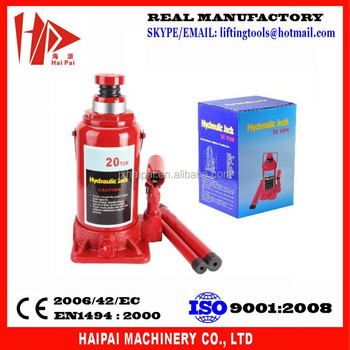 Hot Sell Hydraulic Car Jack 20T
