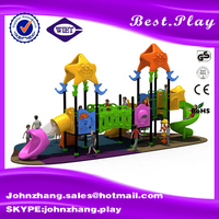 Top Brand 2016 New design playset, Playground For Children