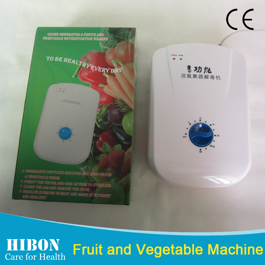 Commercial Vegetable Washer Ozone Generator Ozone Fruit And Vegetable Washer