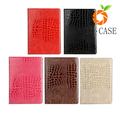 Crocodile leather Fashion shell Tablet covers for ipadpro 9.7