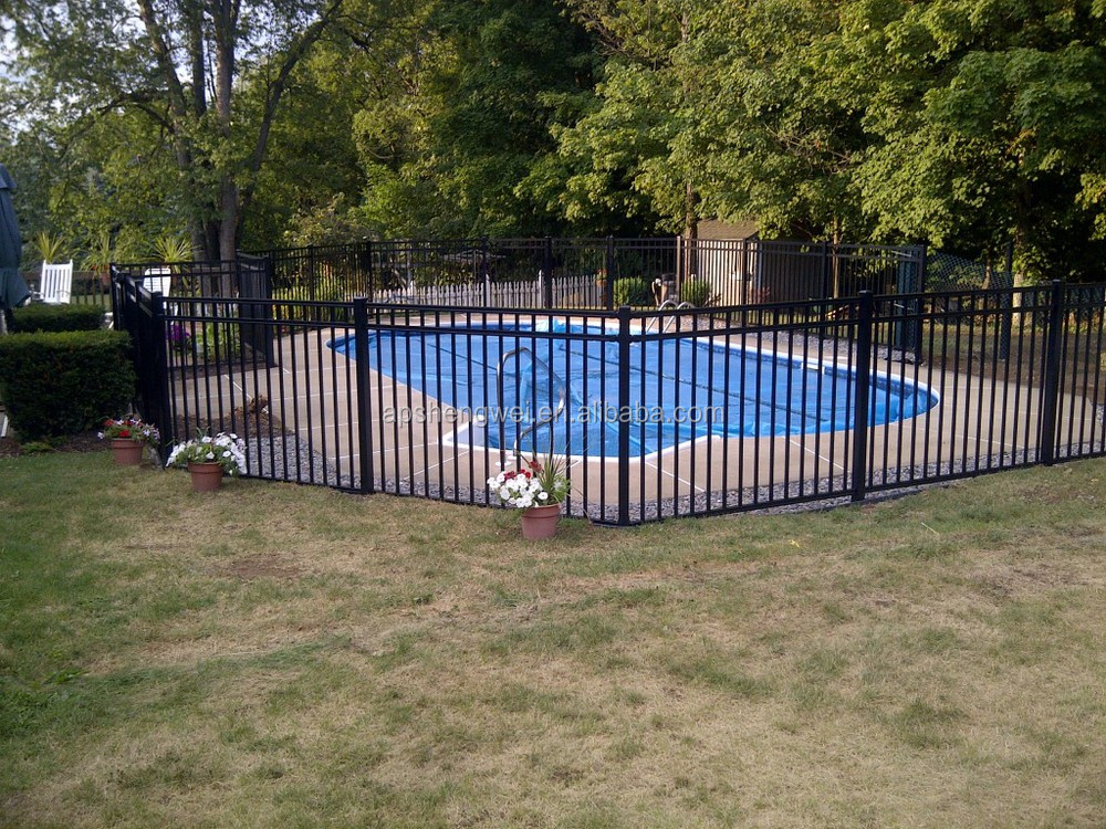 Safety fencing for pools view child fence