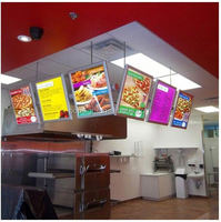 Hottest cheap china factory direct sale light box frame