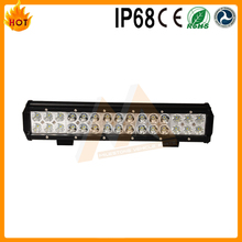 Guangzhou Car Accessories Super Bright 90W 30led 14.5Inch auto light bar atv