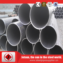 round API AISI 4130 25CrMo4 alloy structural steel pipe weight chart