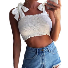 2018 Newest Design Fashion Sexy Shoulder Girdle Woman Top