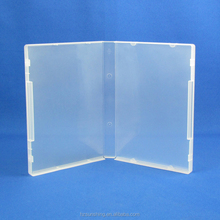 wholesale packaging plastic box dvd case no hub