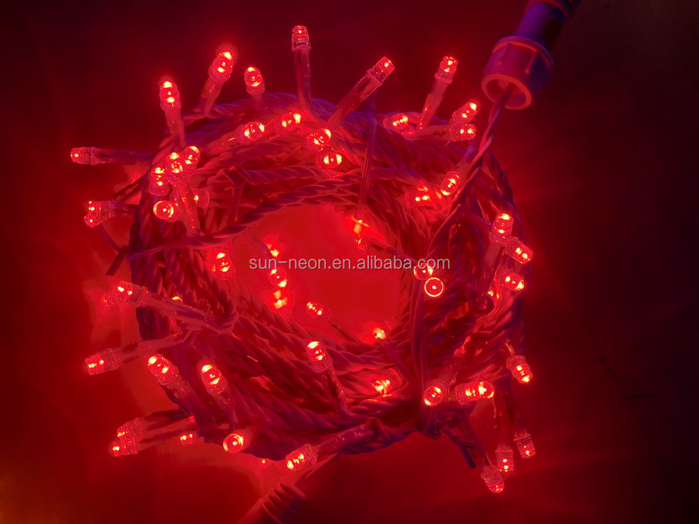 Outdoor Decoration Led Cristmas Lights Led String Light Holiday Decoration