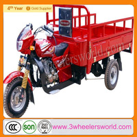 Cargo Motorized Tricycle Three Wheel Motorcycle 3 Wheel Car 150cc Reverse Tricycle