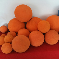 Excellent Quality Rubber Foam Ball Sponge Ball For Cleaning