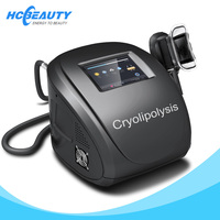 Portable equipment cryolipolysis fat freezing weight loss cryotherapy machine