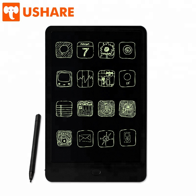 LCD Writing <strong>Digital</strong> Drawing Handwriting Board Interactive Graphics Tablet Memory Lock One Click Erase 10 Inch LCD Writing Tablet