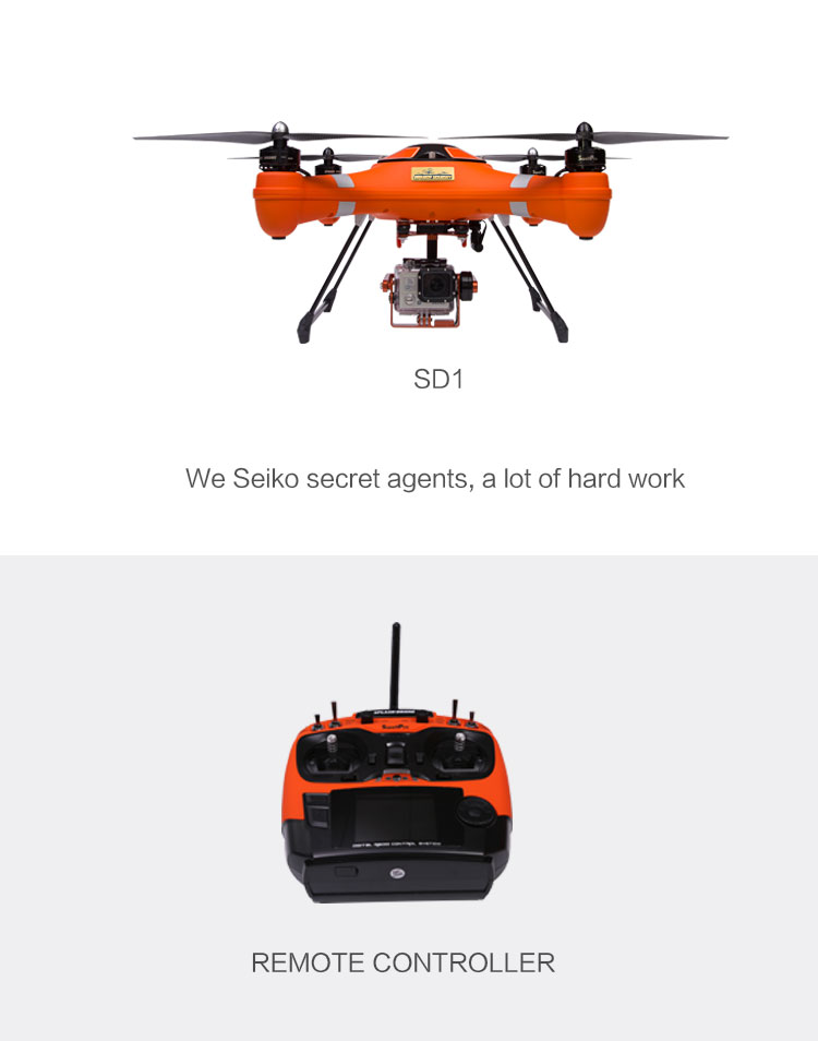quadcopter professional drones agriculture sprayer with hd camera and gps agricultural spraying machine Fisherman quadcopter gps