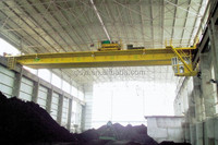 Industrial overhead crane 25ton for mechanical process