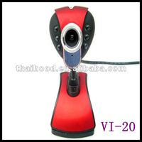 Buy Cheapest USB Mini Webcam Crystal Clip PC Camera in China on ...