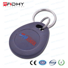 Trade Assurance Silkscreen Printing logo Key Fob Programming for Access Control & Security
