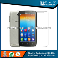 Mobile phone high clear screen protector for lenovo s650