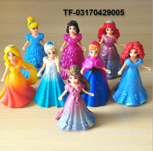 Fashion Frozen Princess Classil Dolls Toy For Girl Birthday Xmas Gifts