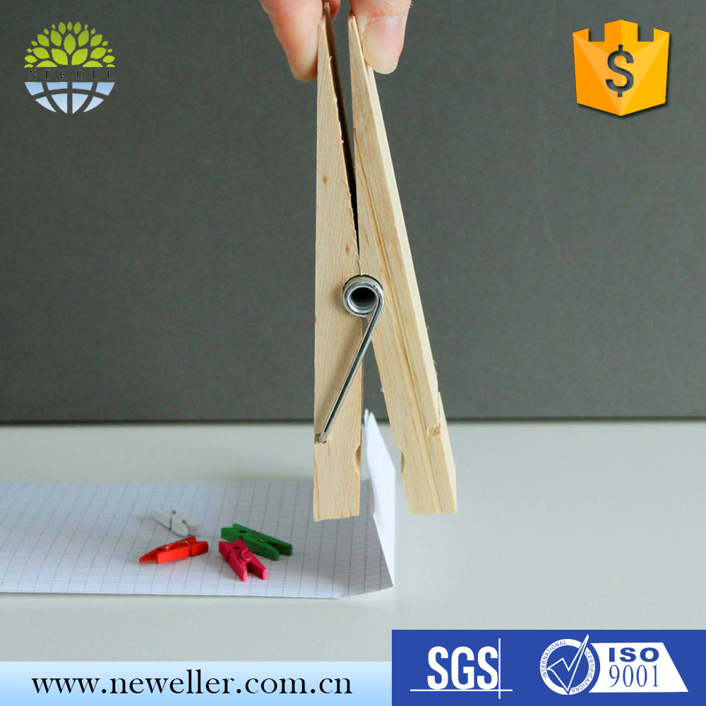 Customized Good Quality fox wooden pegs for craft use