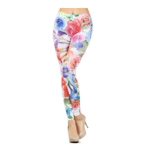 360 degree print tights seamless tight