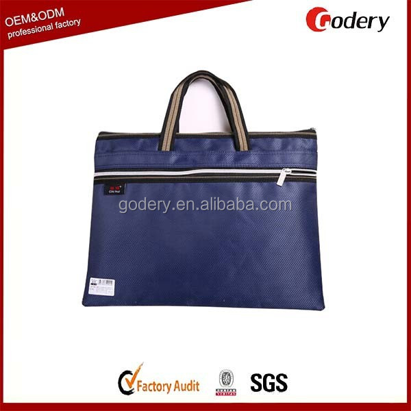 Hot selling good quality oxford fabric attache case