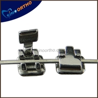 dental orthodontic self ligating bracket for medical use SINO ORTHO