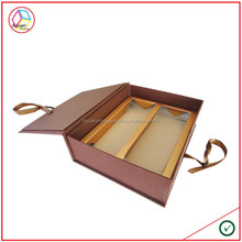 High Quality Gift boxes For Wine Glasses