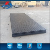 Hdpe ground protection mating /HDPE mating and road mats/ outdoor ground mat