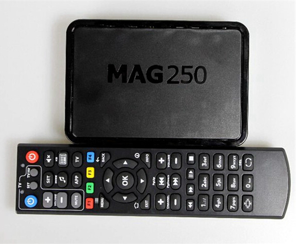 Linux System TV Box With Indian Turkish Sweden all Euro Uk Channel IPTV Box IP TV MAG250