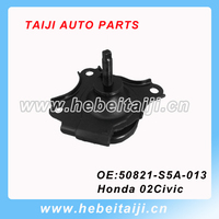 engine parts engine mounting 50821-S5A-013 For Honda