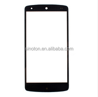 Black Outer Glass For LG Nexus 5 Goolge D820 D821 New Replacement Front Screen Cover Glass Lens