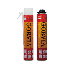Industrial supplies expanded PU foam spray 750ml