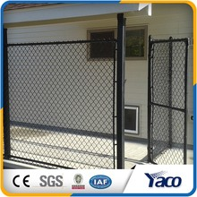 low price 25x25mm removable chain link fence
