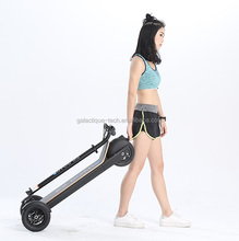 48v 450w high capacity battery 20-50km/h Brushless Motor Uma inflatable electric cargo scooter