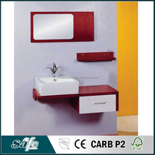 solid wood bathroom storage cabinet bathroom vanity