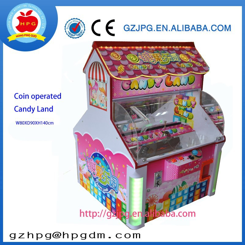 The Claw Crane Electronic Candy Grabber Game Arcade Machine