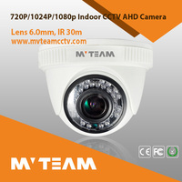 factory wholesale AHD Dome camera Hotel Security surveillance Camera 1080P 2MP CCTV camera with IR cut