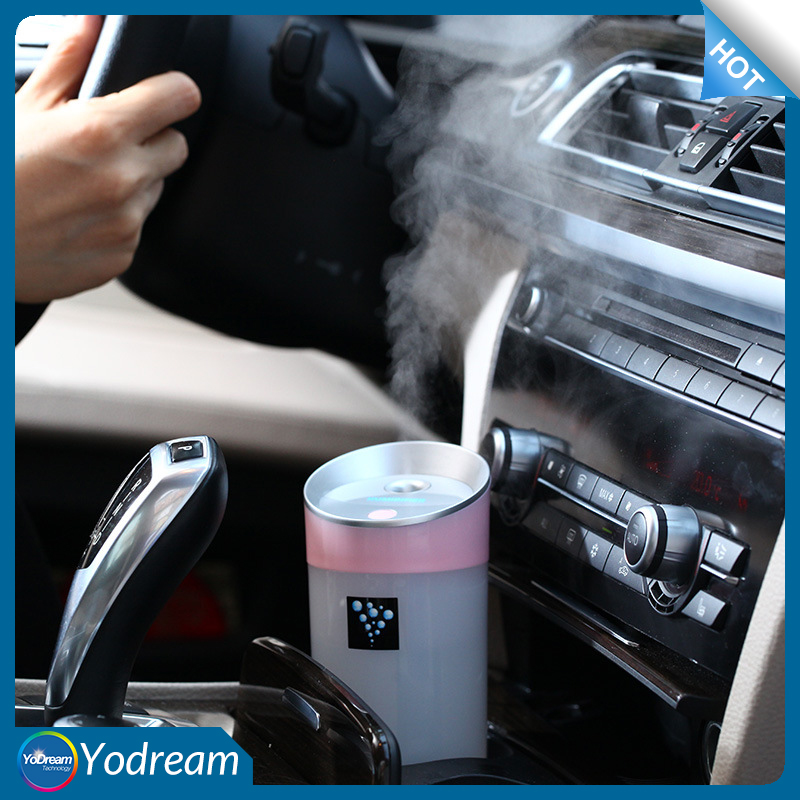 Walmart Hot Small-O 2W USB Car Home Ultrasonic Humidifier Difusor de Esencias Essenital Electric Oil Zen Aroma Diffuser