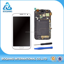 Original LCD, Complete with Frame, for Samsung S3 i9300, S4 i9500, Note 2 N7100 and Note 3, N9000