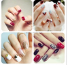 2017 factory price customize new design nail decorations, high quality nail art stickers